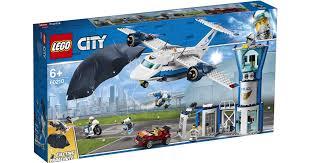 <b>Lego City</b> Sky <b>Police</b> Air Base <b>60210</b> • Compare prices (26 stores) »
