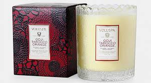 Немного романтики: ароматные свечи Voluspa | BURO.