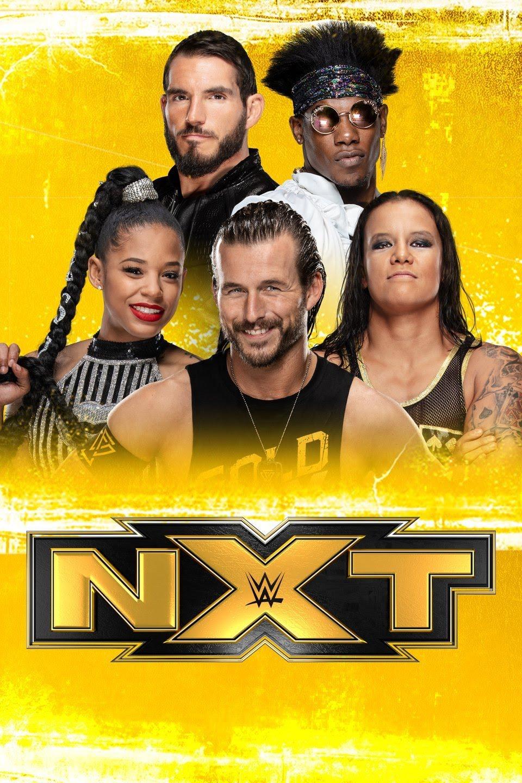 WWE NXT (18 November 2020) English 720p Download