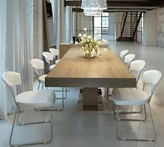 wood extendable dining table walnut modern tables: big wood table for the meeting room calligaris park wood extending dining table design icons
