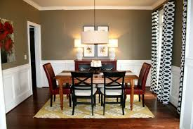 Chair Rail For Dining Room Dining Room Paint Ideas With Chair Rail Homepimpawebsite