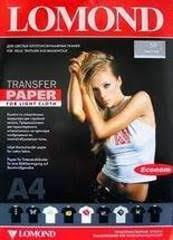 LOMOND Transfer Paper - <b>Термотрансферная бумага</b> для ...