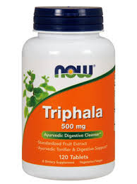 <b>Трифала</b> 500мг 120 таблеток NOW 9732650 в интернет ...