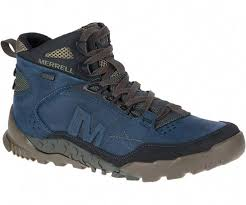 <b>Mens</b> Merrell Annex Trak Mid <b>Waterproof</b> Hiker #casualmensfashion ...