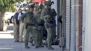 <b>SWAT</b> Action at <b>City</b> Heights Apartment Ends With Suspect's Arrest ...