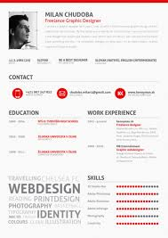 14 stunning examples of creative cv resume ultralinx 14 stunning examples of creative cv resume