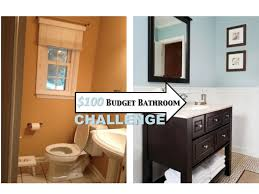 friendly bathroom makeovers ideas: went into this bathroom makeover with this as my canvas and this as