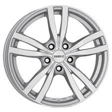 Колесный диск DEZENT TC 7x17/5x114.3 D60.1 ET45 Silver от ...