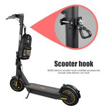 2 Pack <b>Electric Scooter Hook</b> and Screw Holder for Xiaomi M365 ...