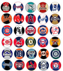 Image result for mlb al nl teams