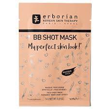 <b>Тканевая маска для</b> лица Erborian Bamboo Shot Mask 14 г ...