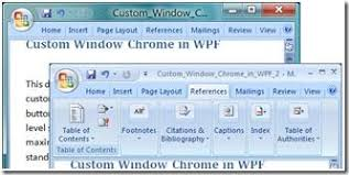 Custom <b>Window Chrome</b> in WPF – <b>Windows</b> Presentation ...