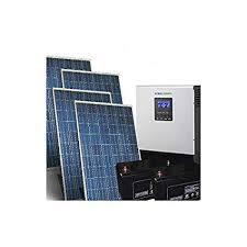 puntoenergia Italy - <b>Solar</b> Kit Home <b>Pro</b> 2 kW 48 V PV System Off ...