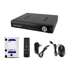 <b>8 Channel</b> Surveillance Hybrid DVRs/NVRs for sale | eBay