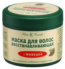 <b>Невская</b> Косметика <b>Маска для волос</b> восстанавливающая с ...