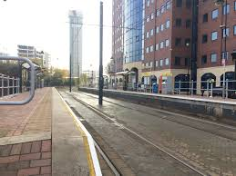 Anchorage tram stop