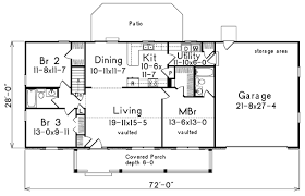 Ranch House Plan     Ultimate Home PlansADDITIONAL DETAILS