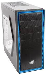 Компьютерный <b>корпус Deepcool Tesseract SW</b> Black — купить по ...