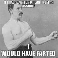 overly manly man memes | quickmeme via Relatably.com