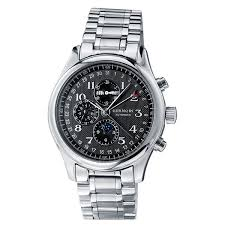 GUANQIN Mechanical Moon Phrase <b>Chrono Men Watch</b> – Live ...