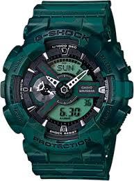 Наручные <b>часы Casio</b> с зеленым циферблатом. Оригиналы ...