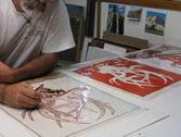 What is <b>Silkscreen Printing</b> - HarmstonArts