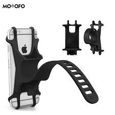<b>Universal silicone Bicycle</b> Motorcycle Mobile Phone Holder <b>Bike</b> ...