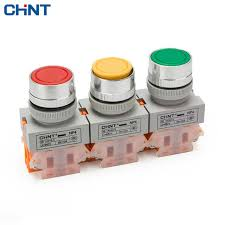 <b>CHINT Button Switch</b> Since Reset NP4 11BN Flat Button Switch ...