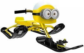 <b>Снегокат Snow Moto Minion</b> Despicable Me купить недорого в ...