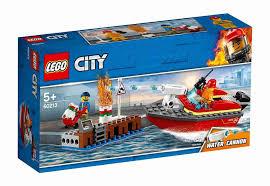 <b>Конструктор Lego city fire</b> пожар в порту арт60213 - купить с ...