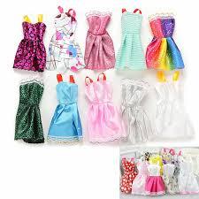 """<b>10PCS LOT</b> FASHION <b>Handmade</b> Dresses Clothes For 11"""" Doll ..."""