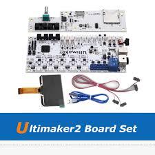 <b>Ultimaker2 3D</b> Printer Part DIY <b>Full</b> Board <b>Set</b> Kit, UM2 V2.1.4 ...