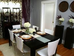 Of Centerpieces For Dining Room Tables Simple Dining Room Decorating Ideas Modern Home Interior Design