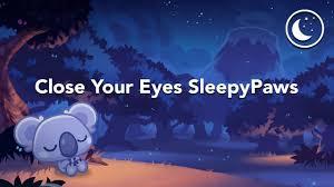 Calming Stories to help kids <b>sleep</b> I SleepyPaws - YouTube