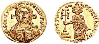 Image result for arab byzantine Coins