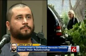 Almost as soon as George Zimmerman was arrested, a report surfaced that girlfriend Samantha Scheibe, who made the dramatic phone call to 911, ... - George-Zimmerman-Samantha-Scheibe-Split-Screen-News-6-620x403