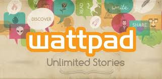 wattpad ereading mobile app