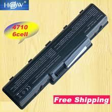 <b>HSW</b> 5200MAH <b>6cell Laptop</b> Battery For HP Pavilion DV4 DV5 DV6 ...