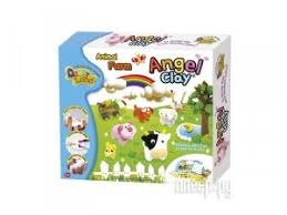<b>Набор для лепки Donerland</b> Angel Clay Animal Farm AA12051