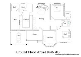 FREE DUPLEX HOUSE PLANS   OWN BUILDING PLANSBruinier com   House Plans    Duplex Plans    Row Home Plans