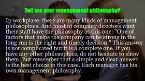 deputy manager interview questions deputy manager interview questions