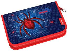 <b>ErichKrause Пенал</b>-книжка Spider (44723) — <b>Пеналы</b> — купить по ...