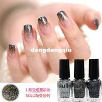 wholesale full shipping sulli new generation of environmentally friendly natural gradient sequins nail polish set to send a package to buy buy environmentally friendly