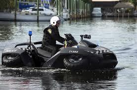 水陸両用車 乗り物 交通 自動車 特殊車両 Quadski MSVEX MKIII Bigfoot シュビムワーゲン 特四式内火艇 カツ