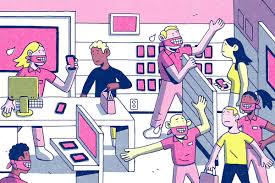 what makes people feel upbeat at work the new yorker how can an employer create an upbeat workplace by not telling people to be positive