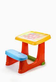 <b>Набор игровой Dolu</b> Парта со скамейкой купить за 2 590 руб ...