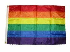 Nylon Rainbow Pride Garden Flags for sale | eBay