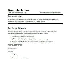 Best Career Objective for Resume        SampleBusinessResume com