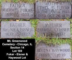 ethel d eisner fukar a grave memorial