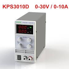 Mini DC Power Supply Switching Display <b>3 Digits LED</b> 0 30V 10A ...